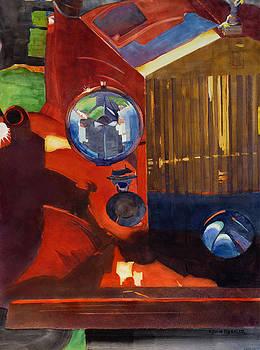 Rajneeshmobile by John Ressler