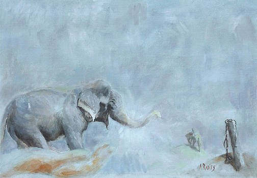 Raju's Celebration by Ann Radley