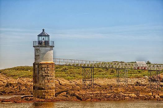 Karol Livote - Ram Island Lighthouse