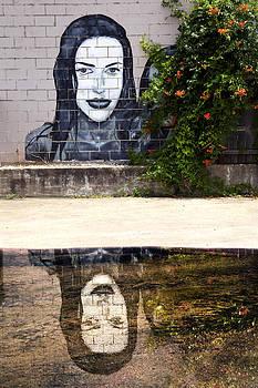 Ramona Reflecting by Ross Odom