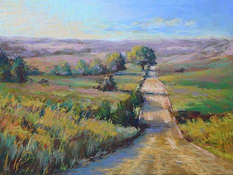 Ranch Road by Cristine Sundquist