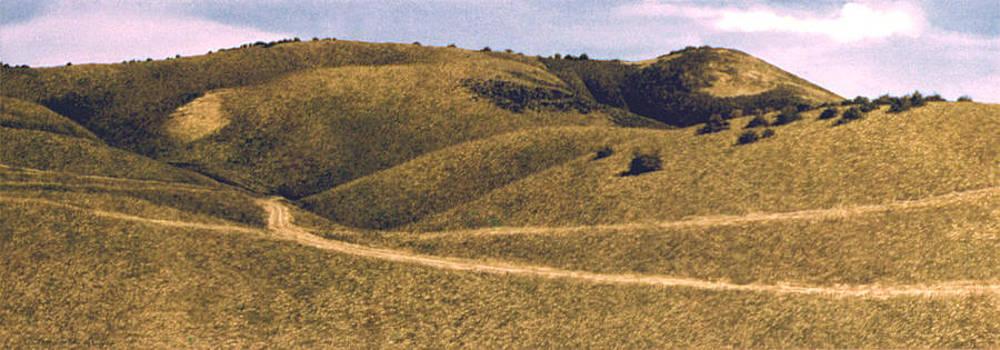 Ranch Road by Tom Wooldridge