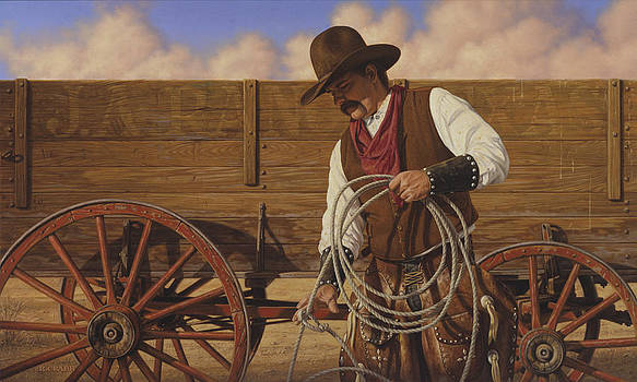 Ranch Wagon by Ron Crabb