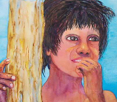 Patricia Beebe - Rancha Village Girl