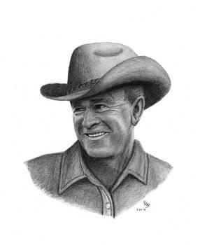 Rancher by Charles Vogan
