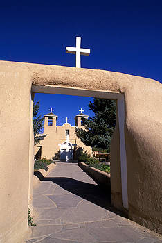 Rancho de Taos by Russ Bishop