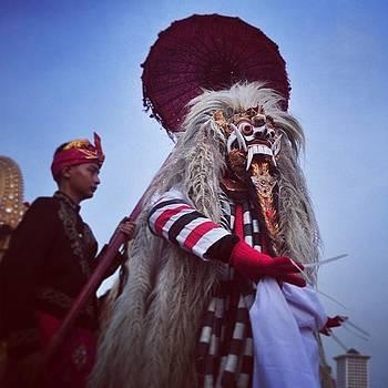 Rangda, Tokoh Jahat Dalam Mitologi by Dani Daniar
