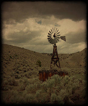 Range windmill by Bob RL Evans
