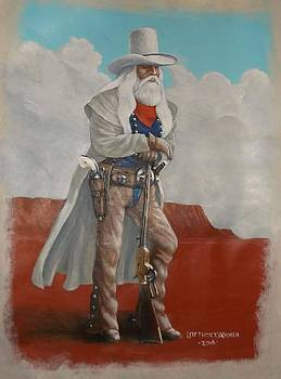 RANGER Law West of the Pecos by Leif Thor Kvammen