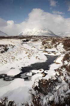 Rannoch Moor by Bob Falconer