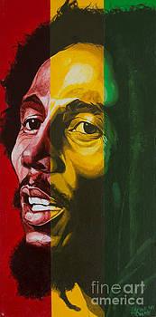 Ras Tafari by Lamark Crosby