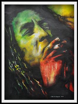 Rastaman by Chris Mc Crossan