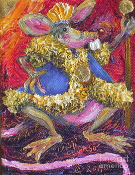 Rat King by Paris Wyatt Llanso