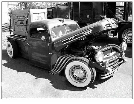 Rat Rod Hot Rod by Kip Krause