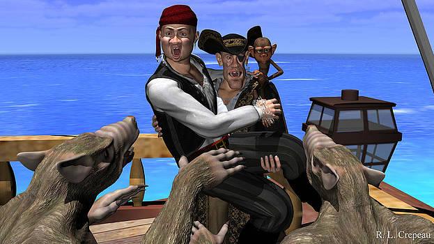 Robert Crepeau - Rats on Board