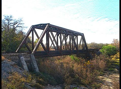 Rattlesnake Bridge by G Cannon
