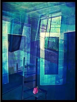 Raum in der Selbstfindung by Gertrude Scheffler