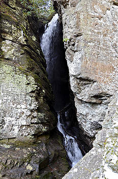 Raven Cliff Falls by Susan Leggett