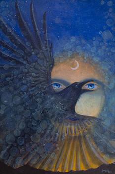 Raven Heart by Janelle Schneider