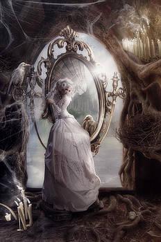 Raven Nest by Cindy Grundsten