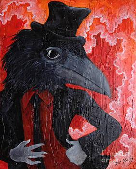 Raven Sebastian by Dori Hartley