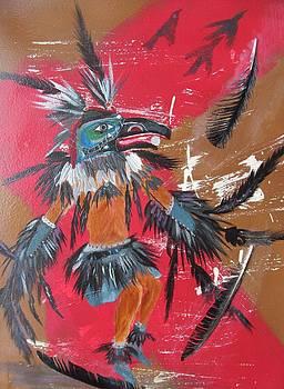 Raven Spirit Dances by Susan Voidets