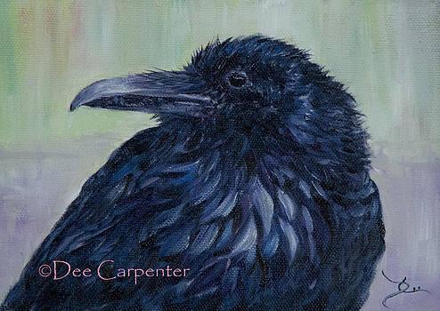Dee Carpenter - Raven Study