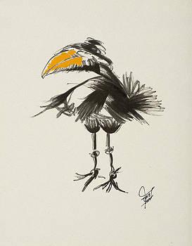Raven by Tony Nilsson