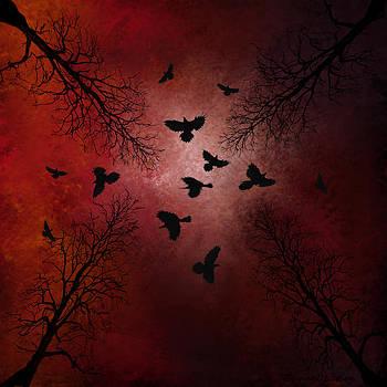 Sannel Larson - Ravens in the Sky