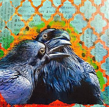 Ravens by Kitty Miller