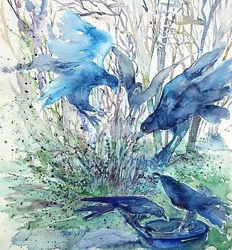 Ravens Wood by Trudi Doyle