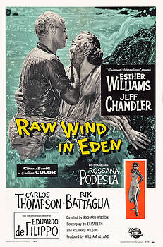Raw Wind In Eden, Us Poster Art, Top by Everett