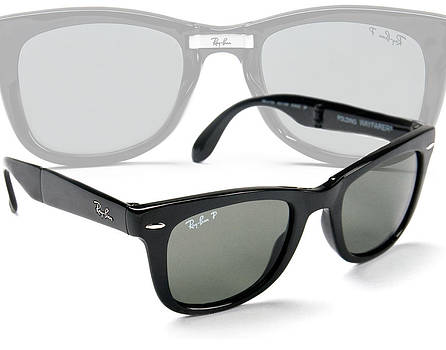 Ray Bans by Tanis Crooks
