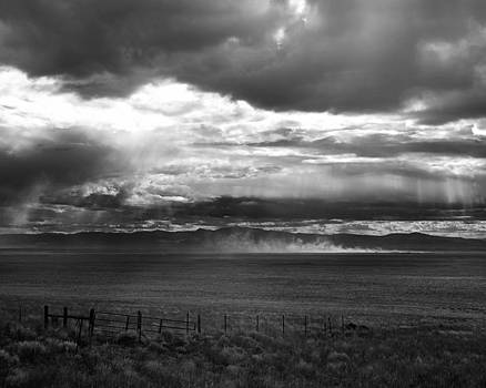 Rays and Steam by D Scott Clark