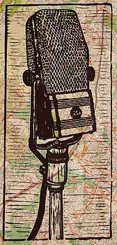 William Cauthern - RCA 44 on Austin Map