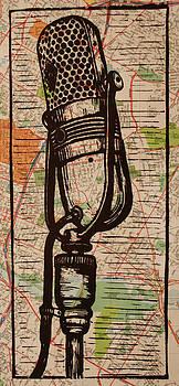 William Cauthern - RCA 77 on Austin Map