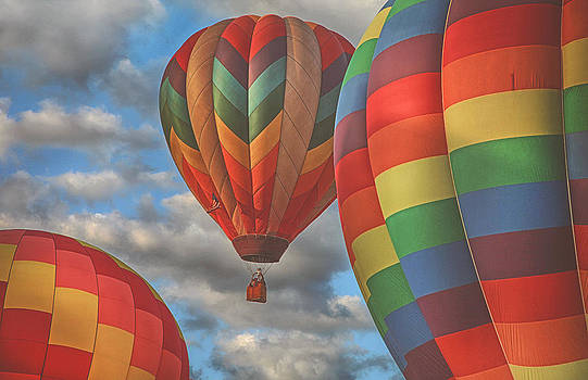 Readington Balloon Fest Media Launch 13 by Pat Abbott