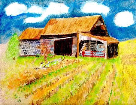 Ready for Harvest by Jennifer Ransom