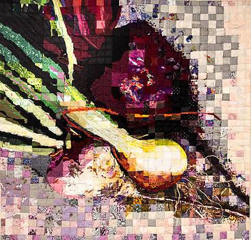 Real Food Grown in Healthy Soil by Martha Ressler