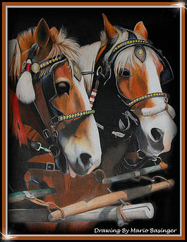 Real Horsepower by Mario Basinger