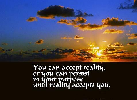 Gary Wonning - Reality