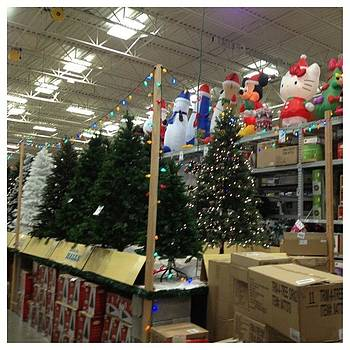 Really?? Xmas Shit In September by Mike Piotrowski
