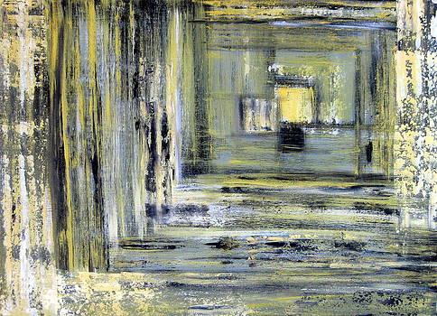 Rear Window by Christine Minnee