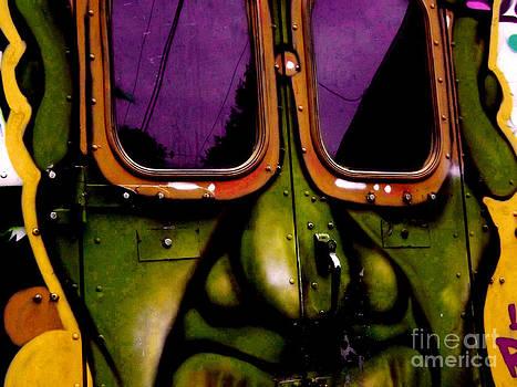 Robyn King - Rear Window
