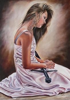 Rebecca by Ilse Kleyn
