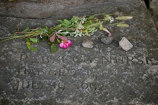 Sherlyn Morefield Gregg - Rebecca Nurse Memorial