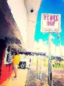 Rebel Dip by M  Stuart