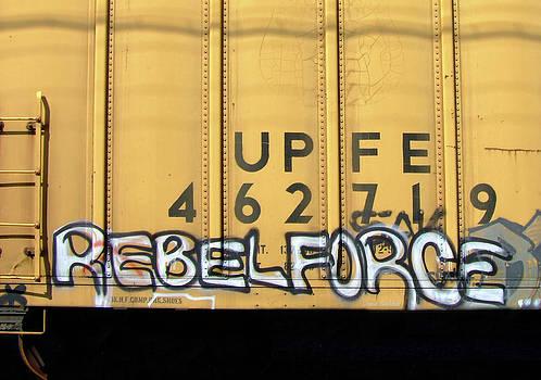 Donna Blackhall - Rebel Force