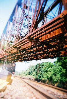 Richard Reeve - Recesky - Whitford Railroad Bridge