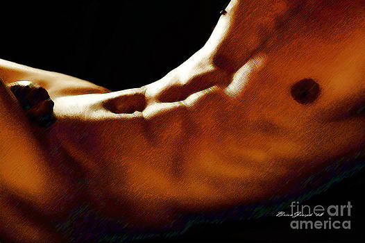 Reclined Torso Anthony by Brian Joseph